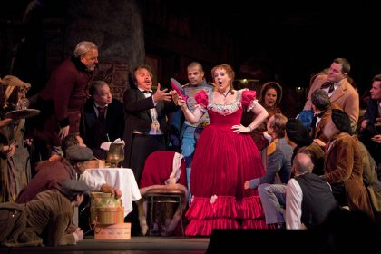 """""""La Bohème"""", de Giacomo Puccini vuelve al Palacio de Bellas Artes"""