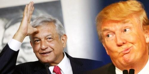 Donald Trump es el López Obrador de EU, afirma Marko Cortés