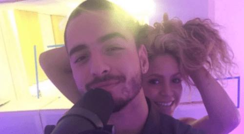 Shakira y Maluma tienen nuevo sencillo 'Chantaje'