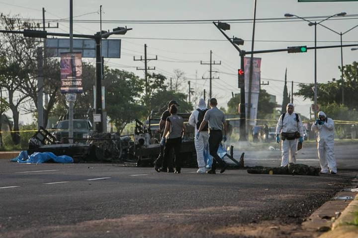 'Vamos con todo' contra el cártel de Sinaloa, advierte Sedena