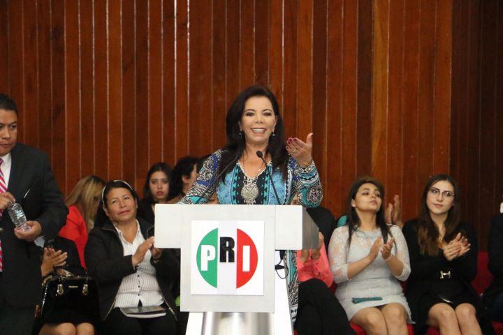 Las organizaciones sociales son la esencia de nuestro partido: Carolina Monroy