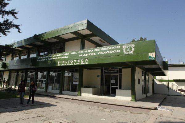 Contar uaem con nuevo plantel de escuela preparatoria en for Mural de prepa 1 toluca