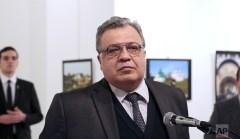 Turkey Russian Ambassador