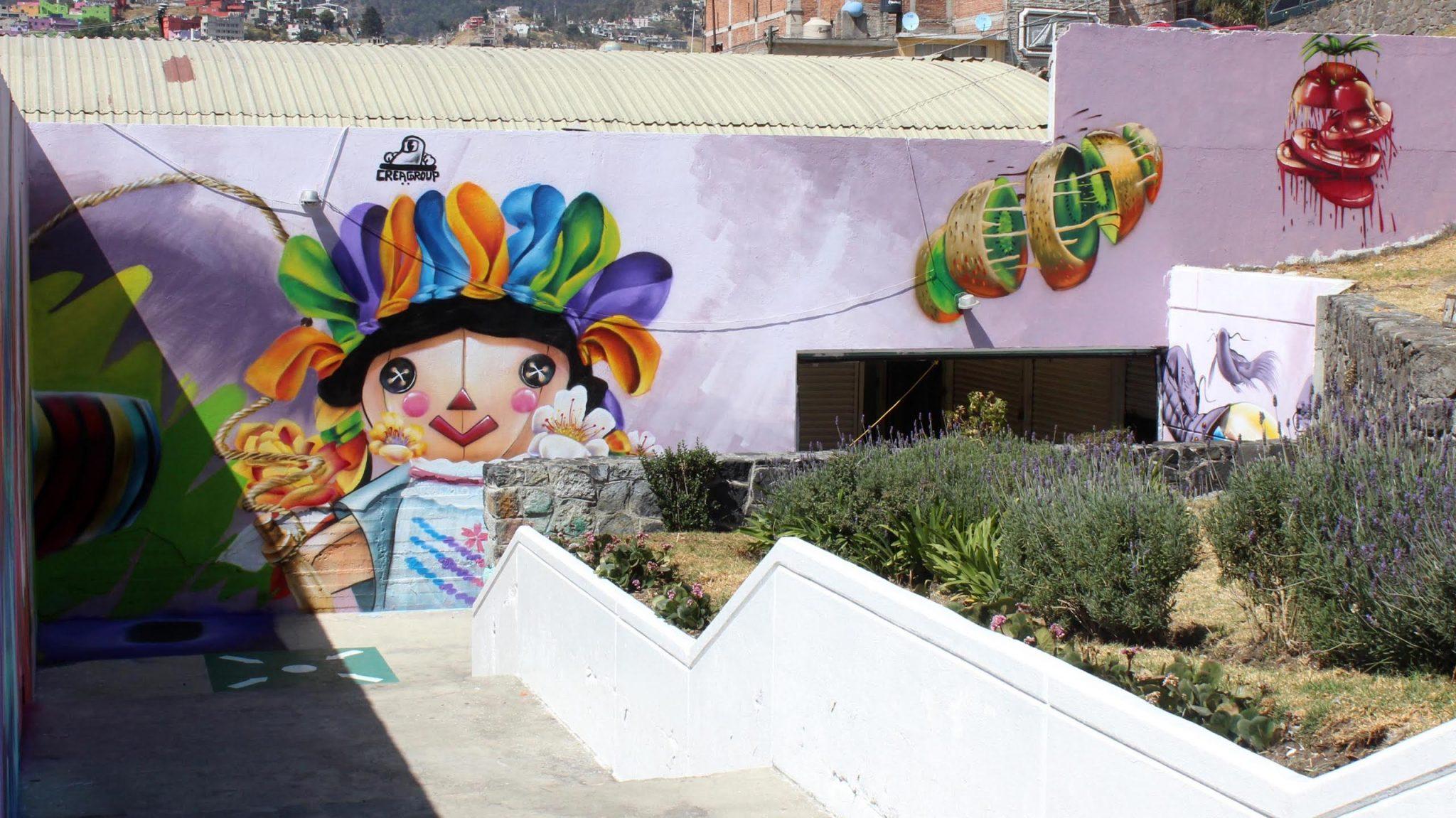 Plasman j venes toluque os gran talento en el mural for Mural prepa 1 uaemex