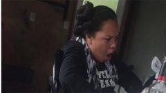 Publica el vídeo de su hermana drogada en Facebook para concientizar a la juventud