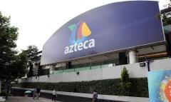 Baja deuda de Tv Azteca