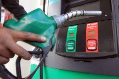 Gasolina aumenta dos centavos