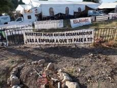 Segundo día de exhumación de cuerpos en fosa irregular en Jojutla Morelos