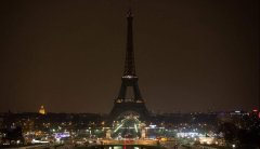 Apagan la Torre Eiffel