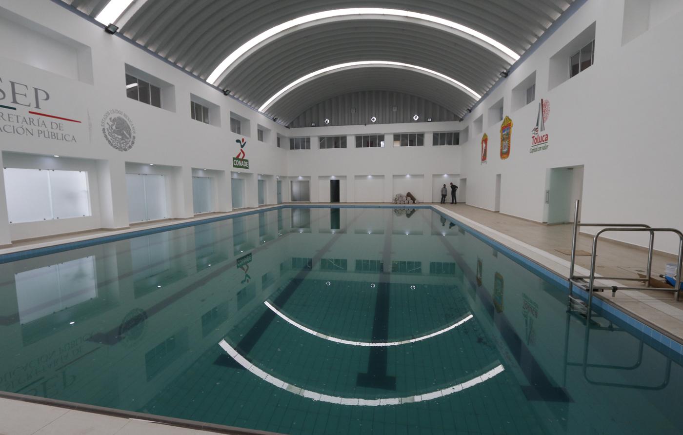 Deportivo gral agust n mill n vivero abre periodo de for Viveros en toluca