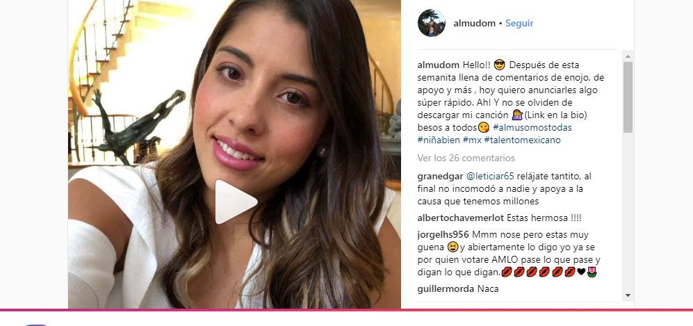 """La polémica """"Niña Bien"""" reaparece con nuevo vídeo (VÍDEO)"""