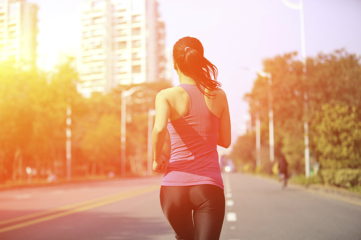Actividades que te ayudan a bajar de peso y no solo el correr