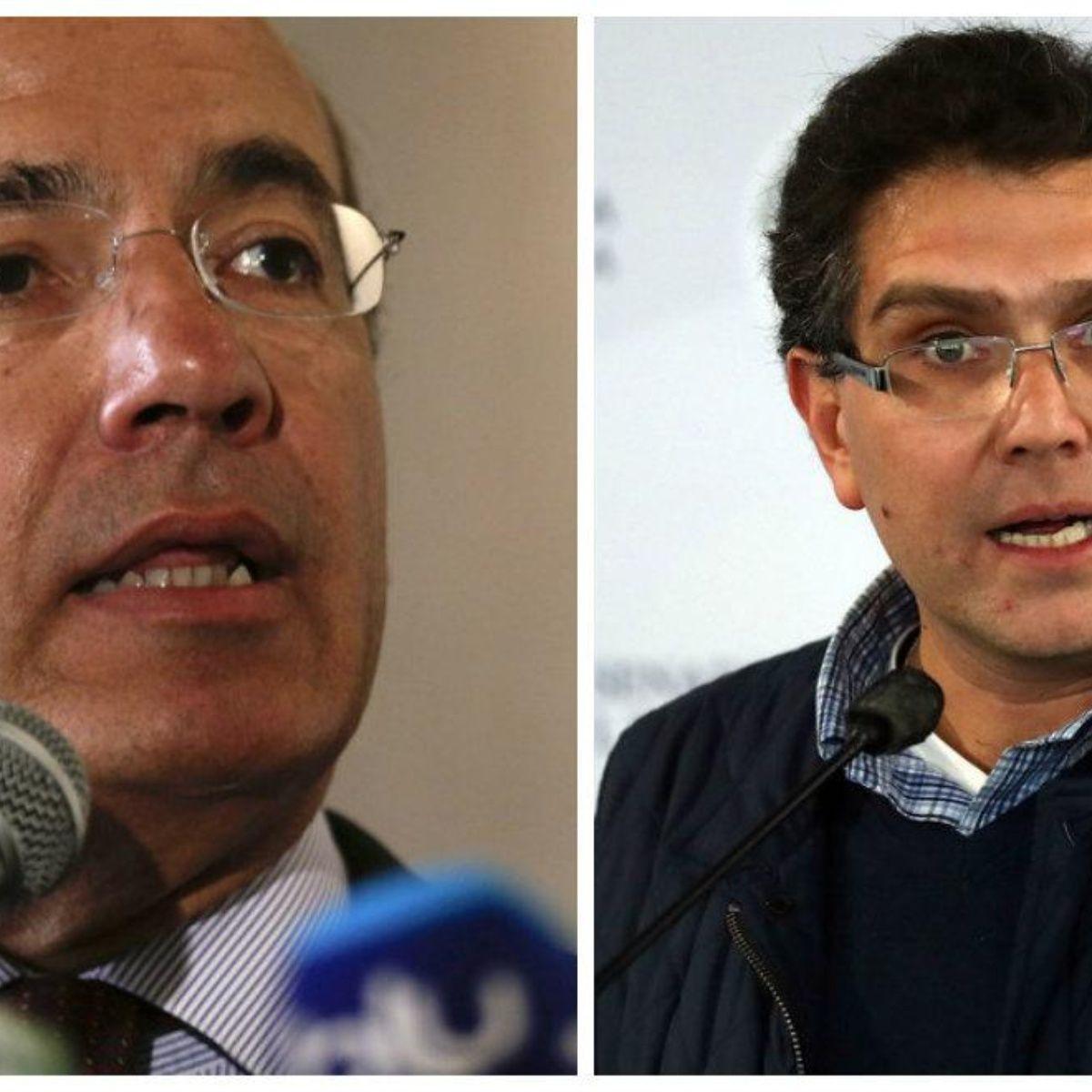 Tremenda agarrón entre Calderón y Ríos en Twitter