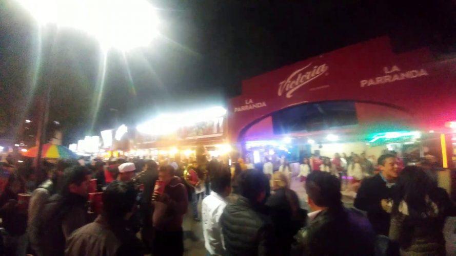 Enfrentamiento en la Feria Internacional del Caballo; una persona muertaEnfrentamiento en la Feria Internacional del Caballo; una persona muerta