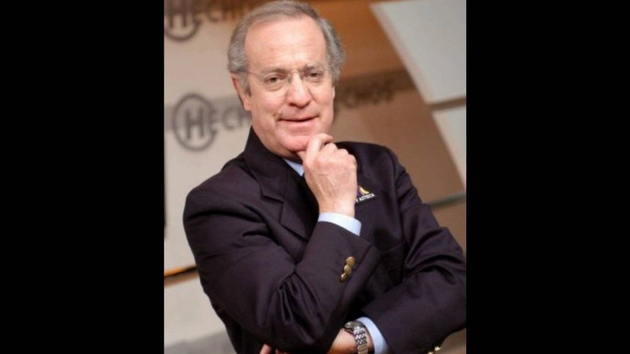 José Ramón Fernández recibió el Premio Nacional de Periodismo