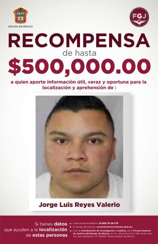 Fiscalía ofrece recompensa por información para encontrar a presunto homicida