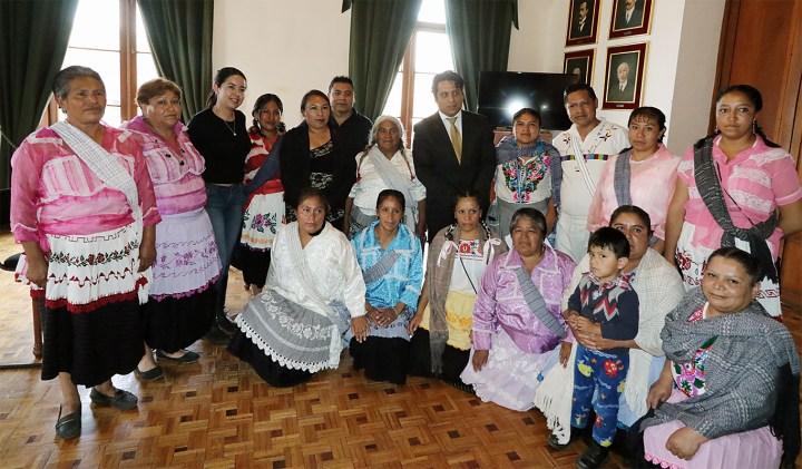 Instalan Comisión Transitoria para el Reconocimiento del Representante Indígena en Toluca