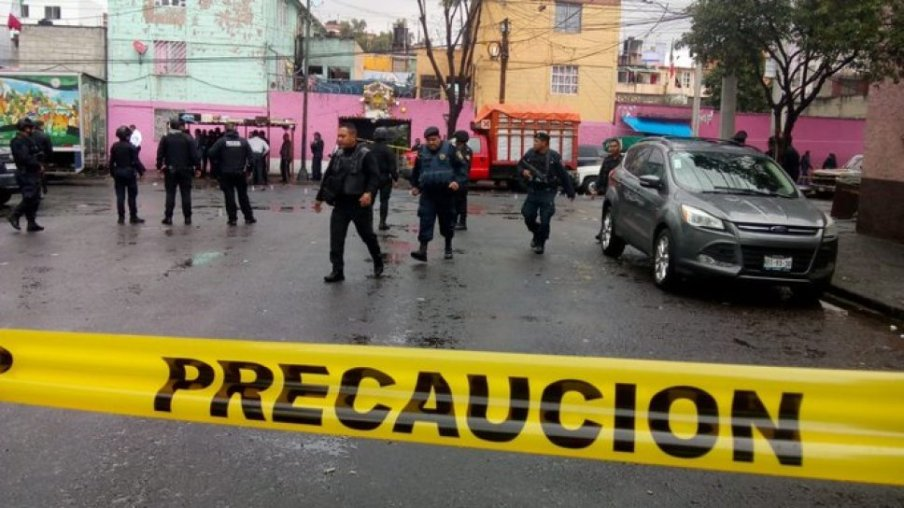 Una balacera en la colonia Doctores de la alcaldía Cuauhtémoc, en la Ciudad de México, dejó al menos dos personas muertas.
