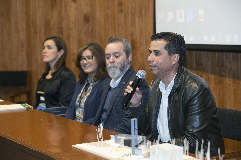 Universitarios rediseñarán fachada del edificio del Sistema de Radio y Televisión Mexiquense