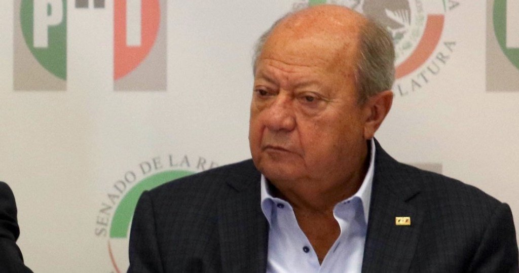 líder gremial petrolero Carlos Romero Deschamps