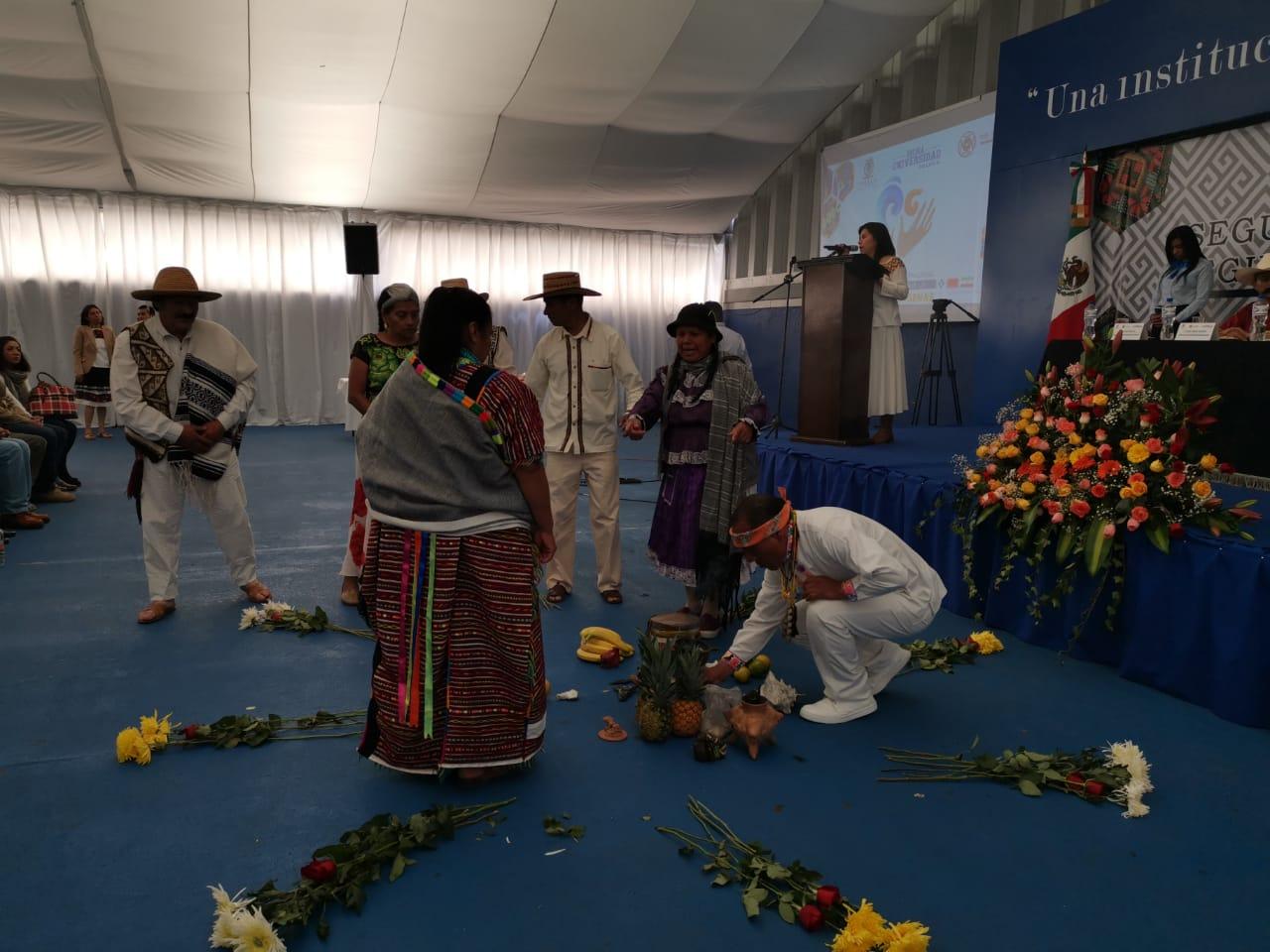 TToluca sede del Encuentro Internacional de Comunidades y Desarrollo de los Pueblos Indígenas