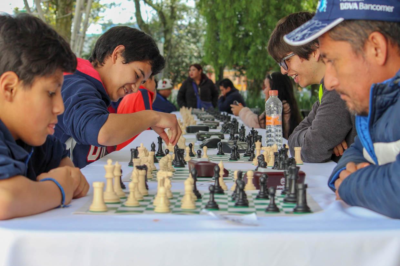 Con éxito se desarrolla el 2° Torneo Rápido de Ajedrez