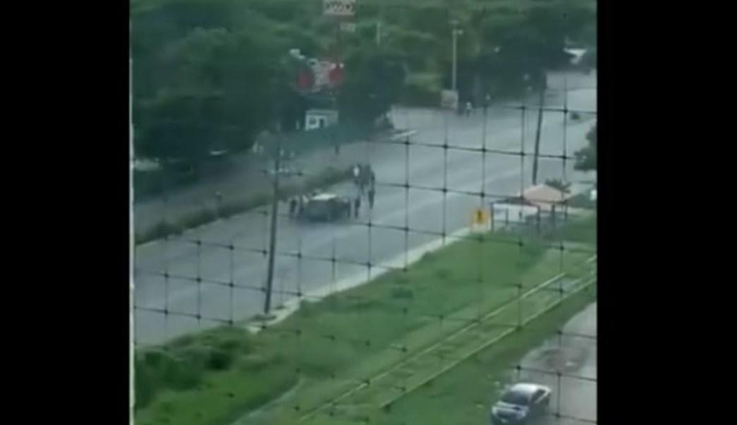 El Gobierno de Sinaloa informa que, ante los hechos de alto impacto que han venido ocurriendo en las últimas horas en diversos puntos de Culiacán, se trabaja en conjunto entre los tres órdenes de Gobierno para restablecer el orden y la tranquilidad.