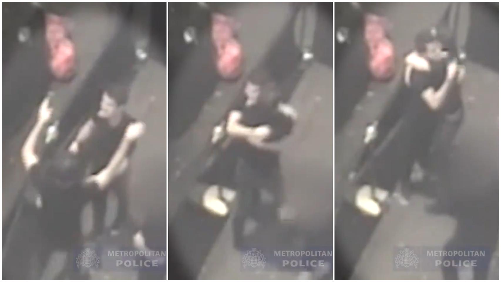 Dos hombres fueron sentenciados a más de siete años de cárcel luego de que agredieran sexualmente a una joven en un bar de Londres