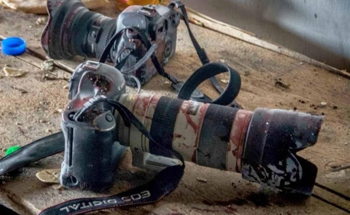 A un año del inicio de la administración del presidente Andrés Manuel López Obrador, la Comisión Nacional de los Derechos Humanos (CNDH) ha registrado la muerte de 13 periodistas, cifra que alcanza a la de 2016, año en que más periodistas fueron asesinados.