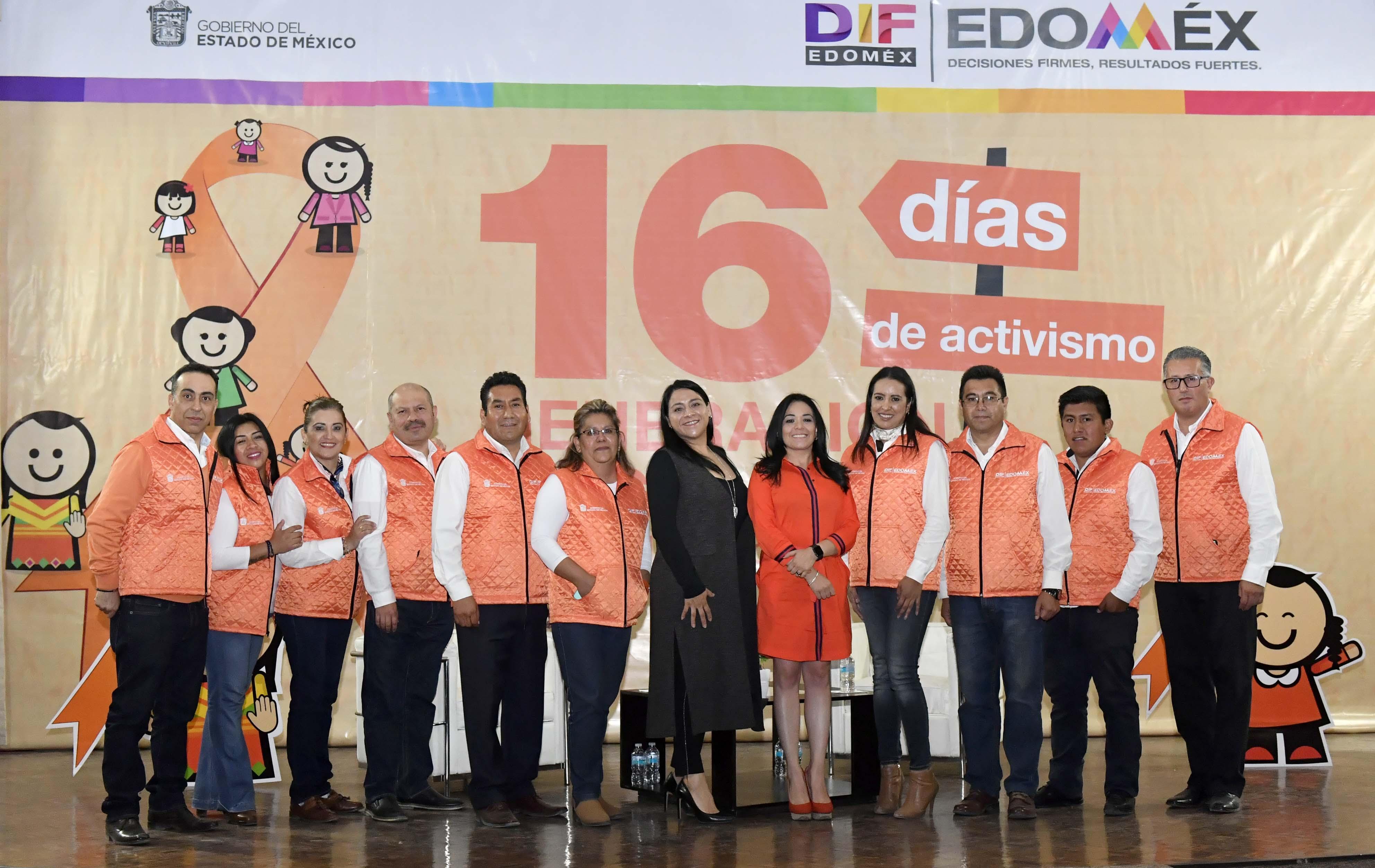 Se suma DIFEM a campaña para prevenir la Violencia de Género