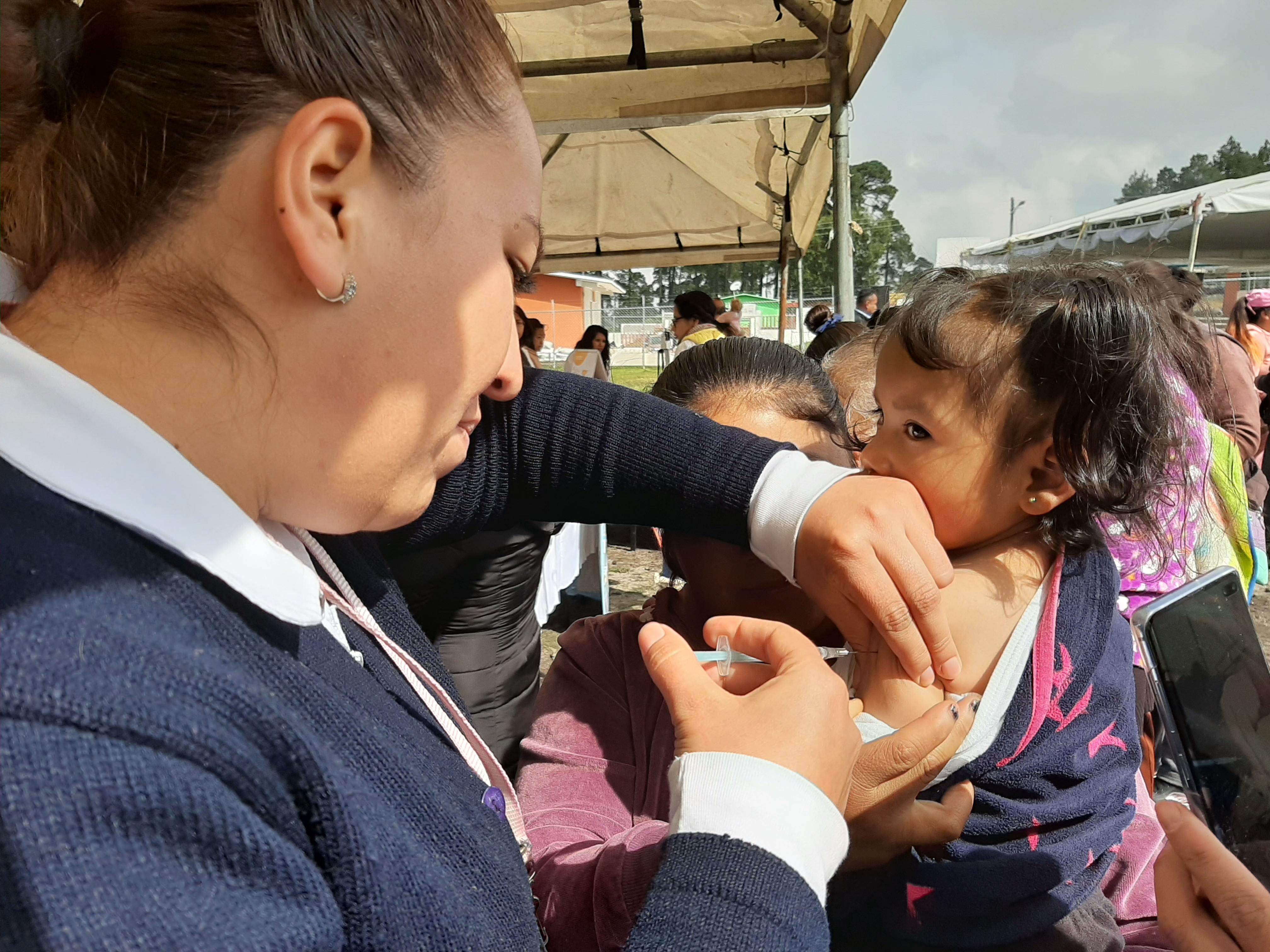 Avanza ISEM en vacunación contra influenza