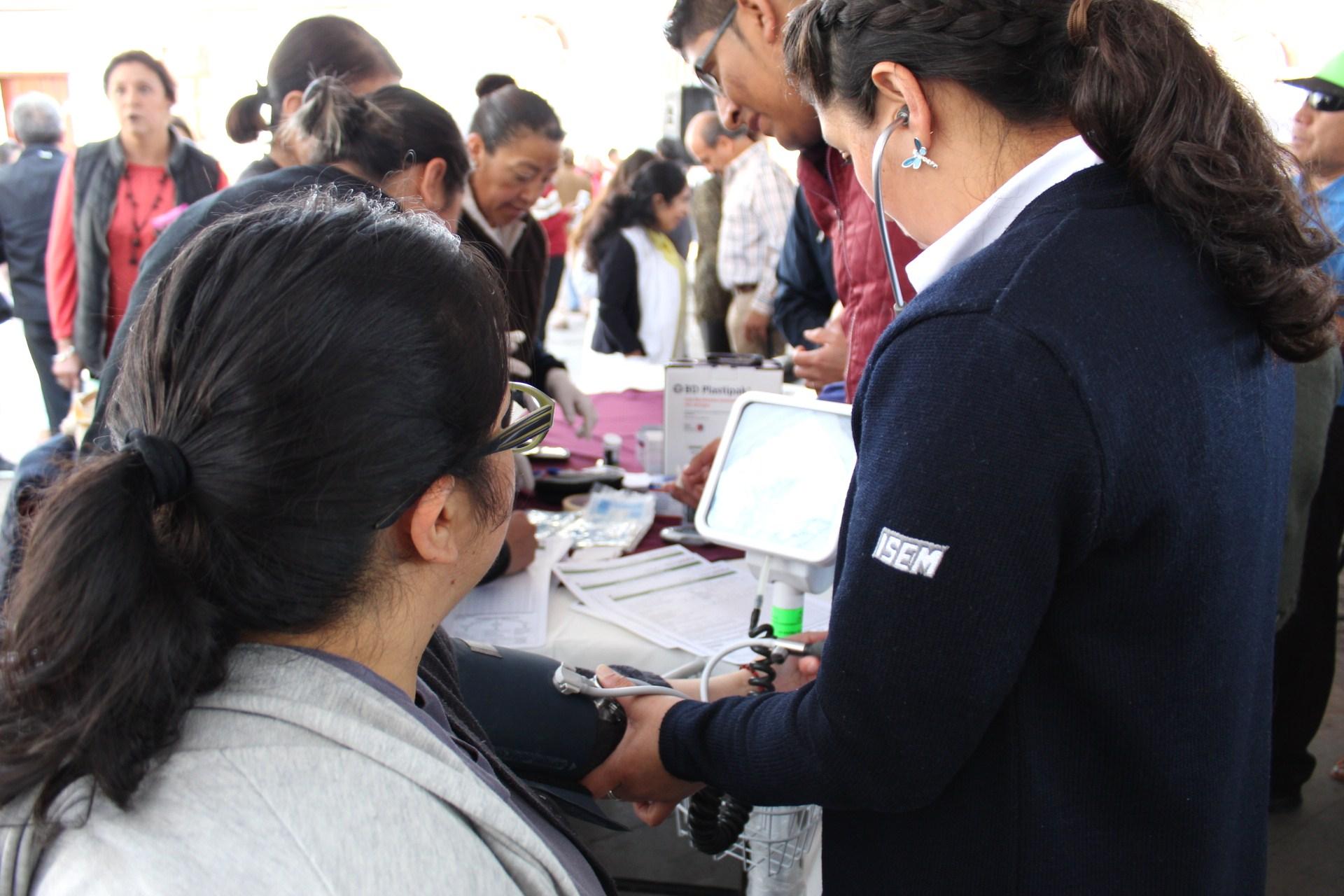 Realiza ISEM jornadas académicas para fortalecer primer nivel de atención médica