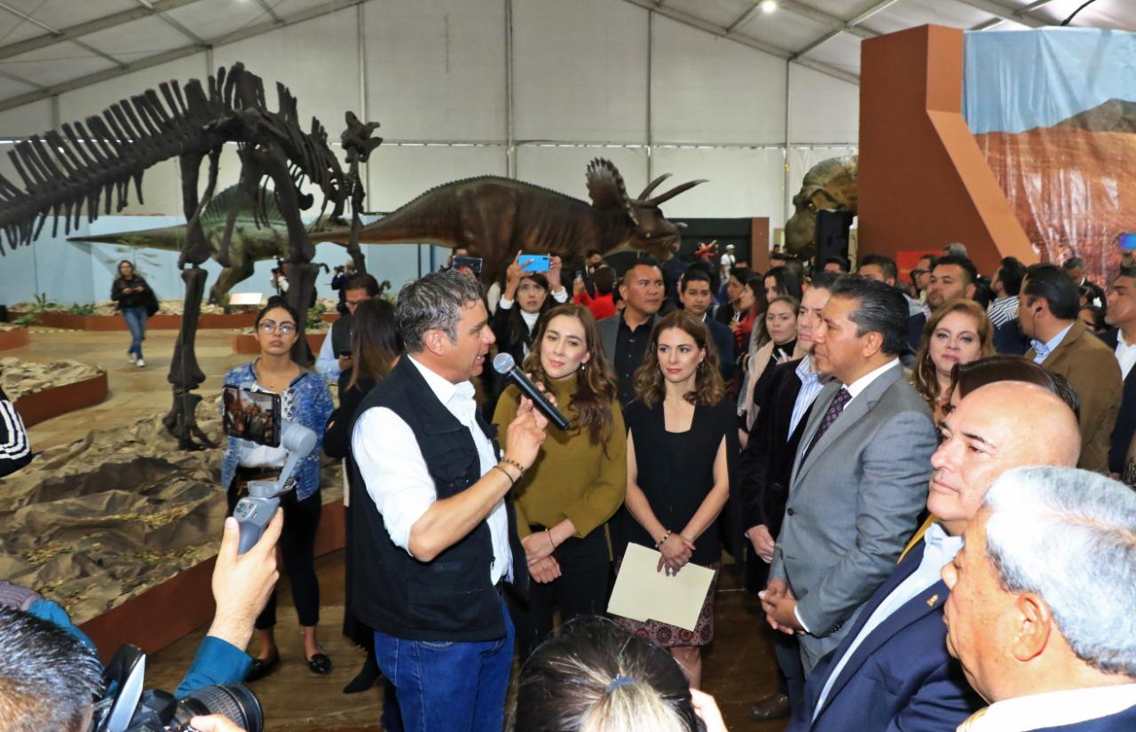 Los Gigantes del Desierto llegaron a Toluca