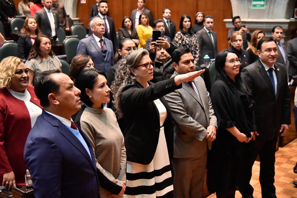 Miroslava Carrillo Martínez nueva Auditora Superior de Fiscalización