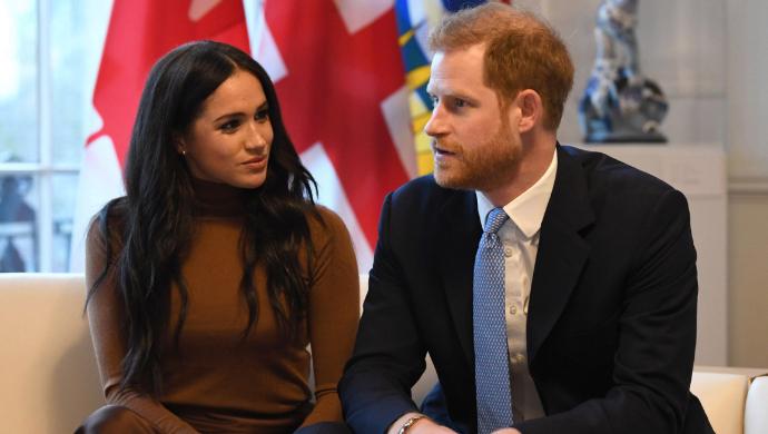 Los duques de Sussex comunicaron, a través de su cuenta oficial de Instagram, la decisión después de 'meses de reflexión y discusión interna'.