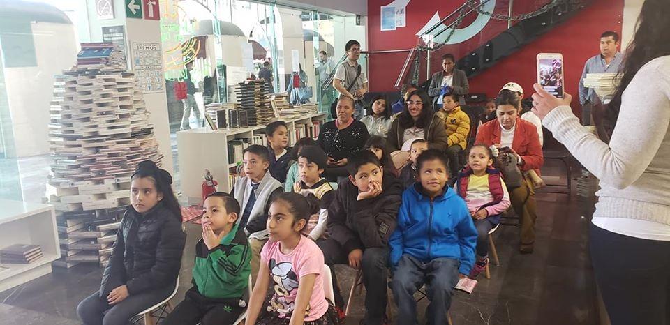 Bibliotecas Municipales de Toluca se llenan de actividades