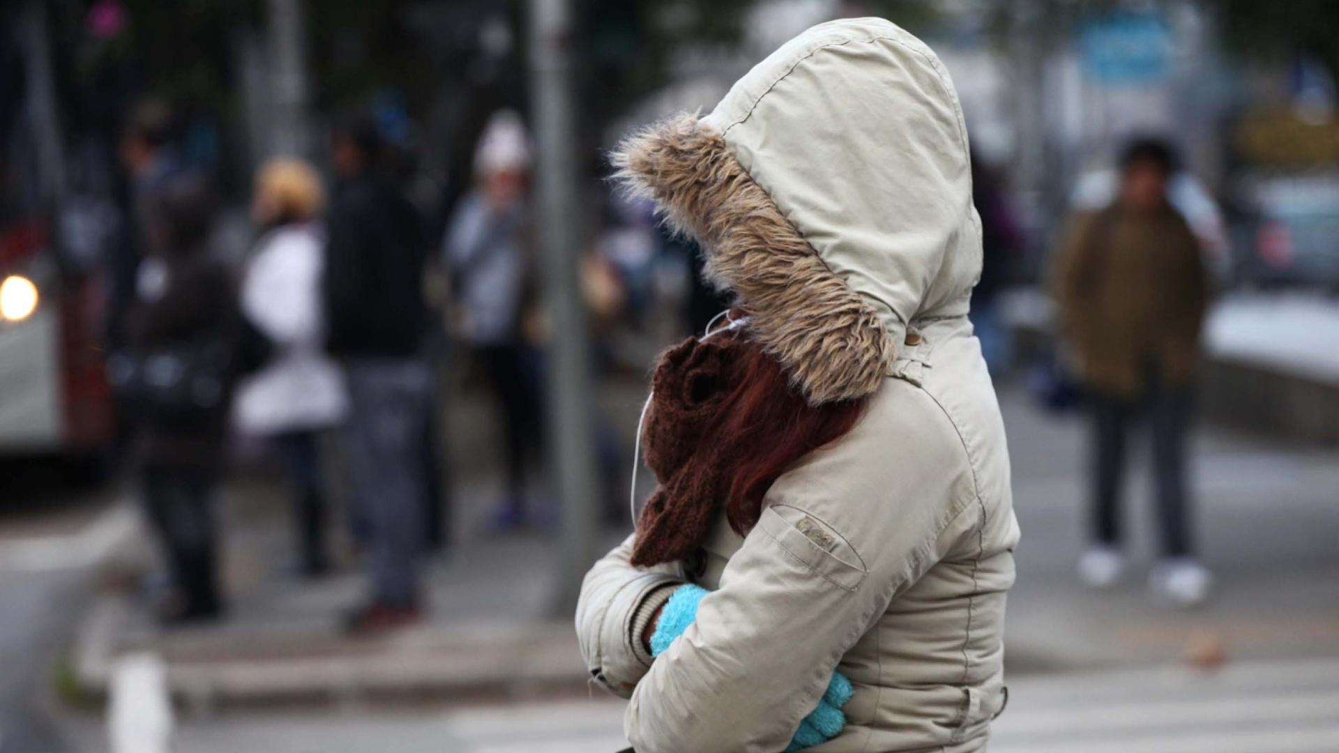 ¡Cuídate! Continuarán bajas temperaturas