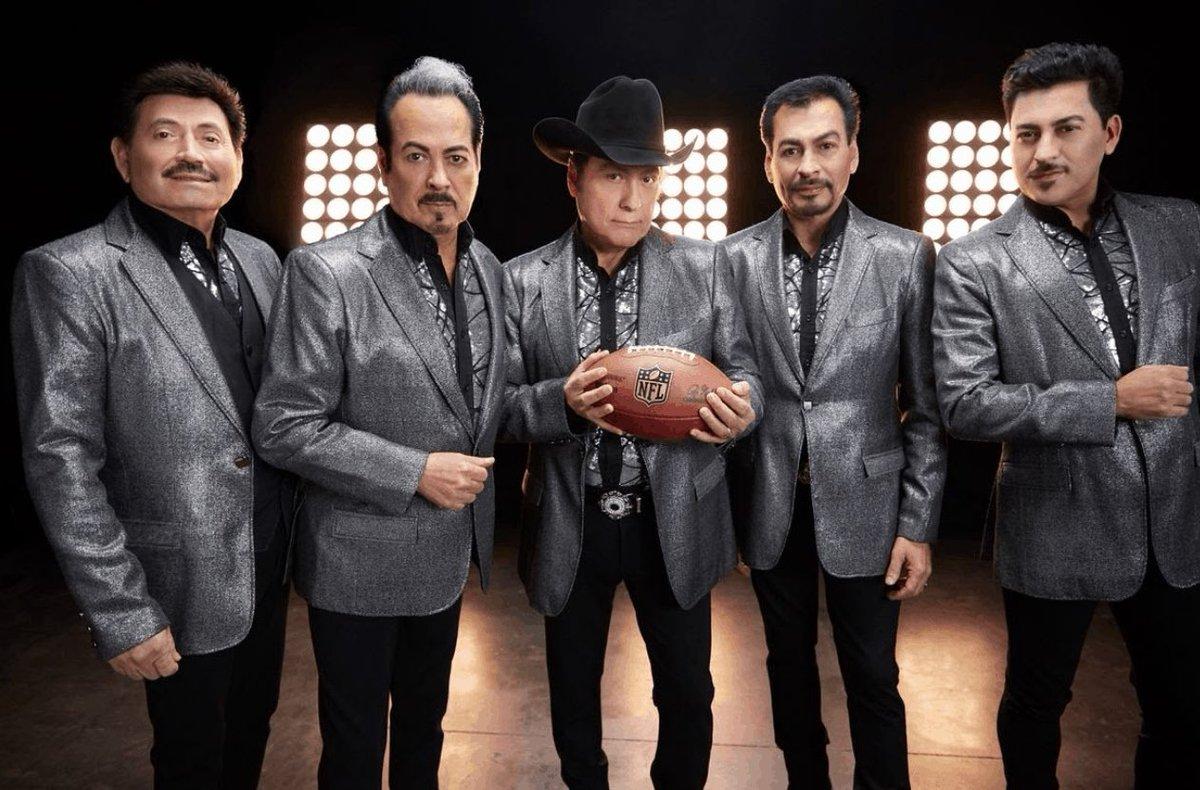 Los Tigres del Norte le pondrán garra a uno de los eventos deportivos más importantes del año, el Super Bowl LIV, y es que la agrupación mexicana hizo un convenio para presentar uno de sus video al inicio de las transmisiones.