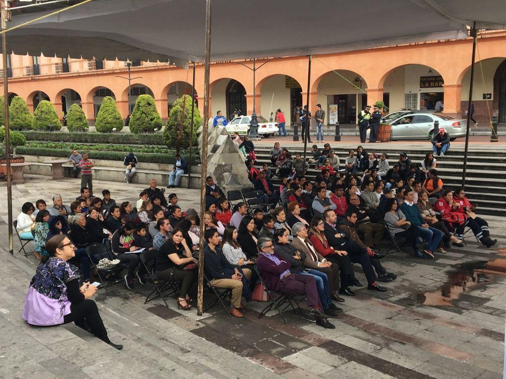 """Toluca prepara el programa """"Cultura en Movimiento"""""""