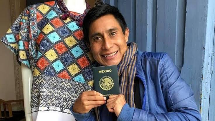 Aduana retiene tejidos textiles al diseñador tzotzil que viajará a NY