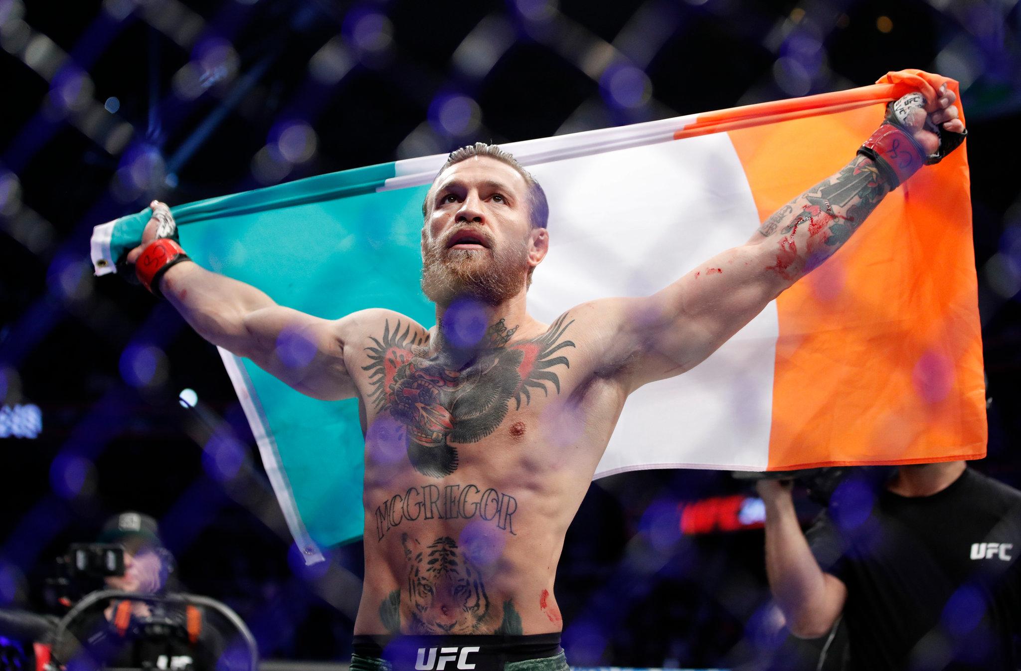 Con exitosa pelea Conor McGregor regresa al octágono