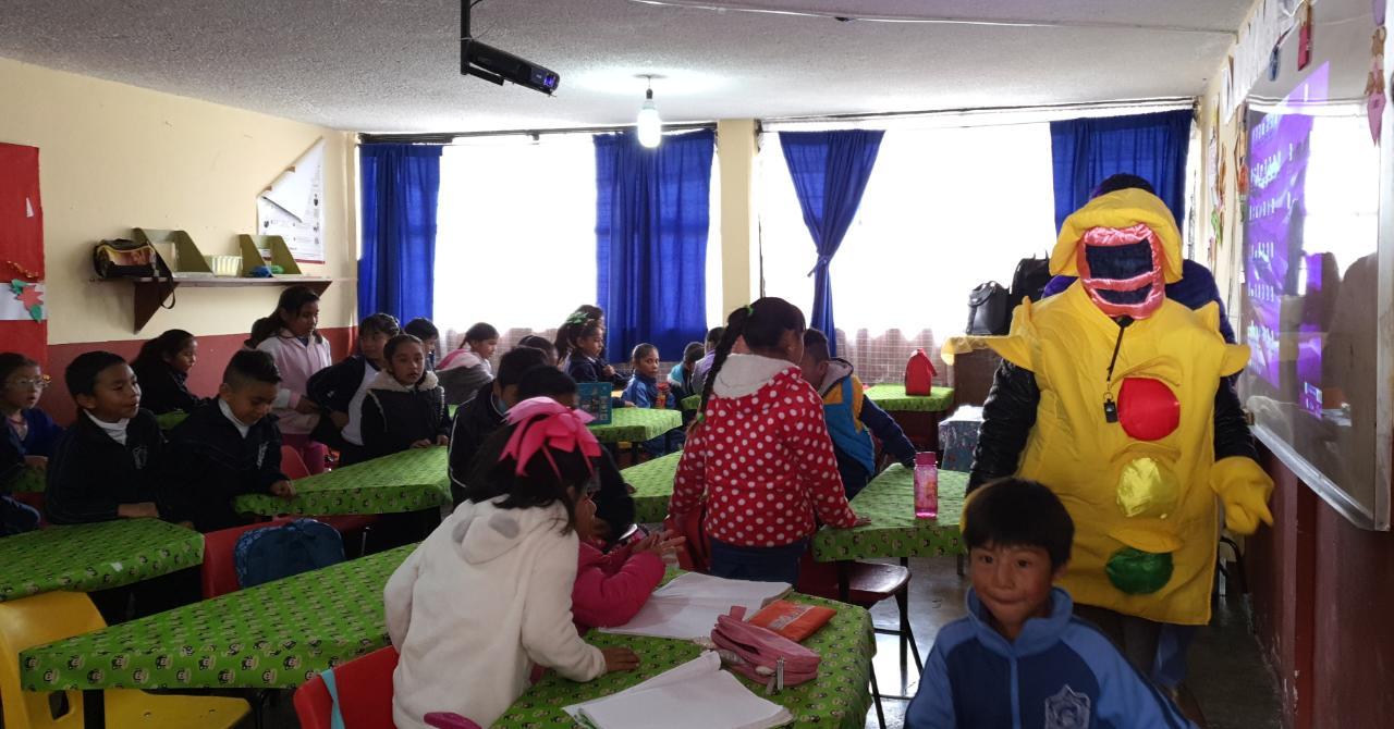 Imparte Toluca pláticas de cultura y educación vial en escuelas