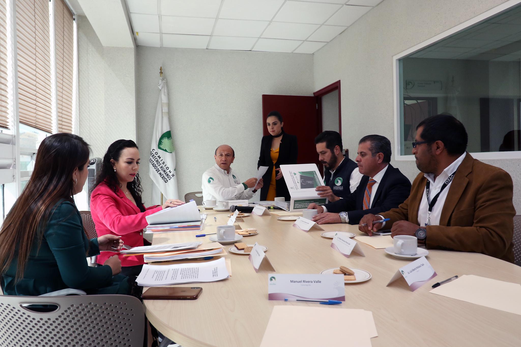 Refrenda Toluca su compromiso de garantizar la libertad de expresión