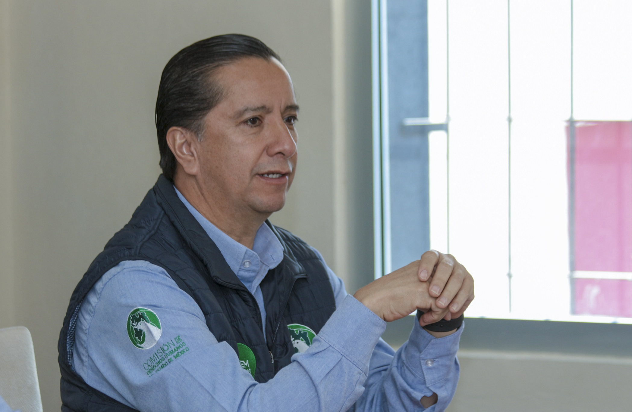 """""""Humanizar lo humano, es el gran llamado de la CODHEM en su 27 aniversario"""": Jorge Olvera"""