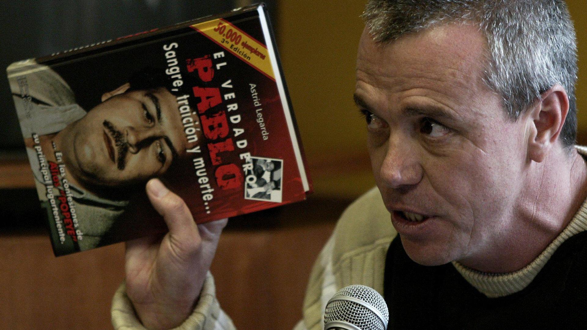 """Muere """"Popeye"""", jefe de sicarios de Pablo Escobar"""