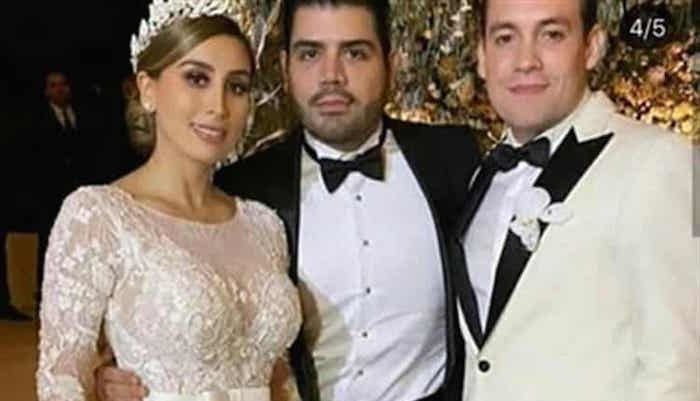 """Miembros del Cartel de Sinaloa cierran catedral para la lujosa boda de la hija de """"El Chapo"""""""