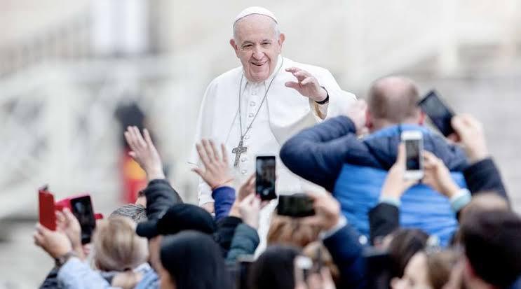 Resultado de imagen para Papa Francisco pide abstenerse de 'trolear' durante la Cuaresma