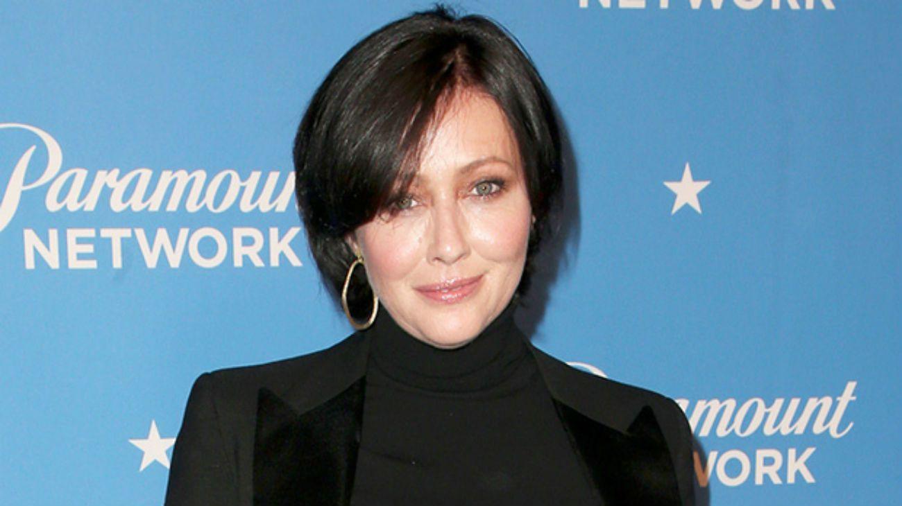 """Shannen Doherty, actriz de """"Beverly Hills"""" revela que tiene cáncer etapa 4"""
