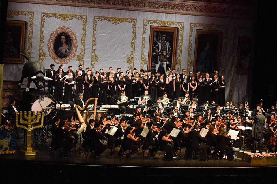 Ofrecerá OFiT concierto a través de plataformas digitales