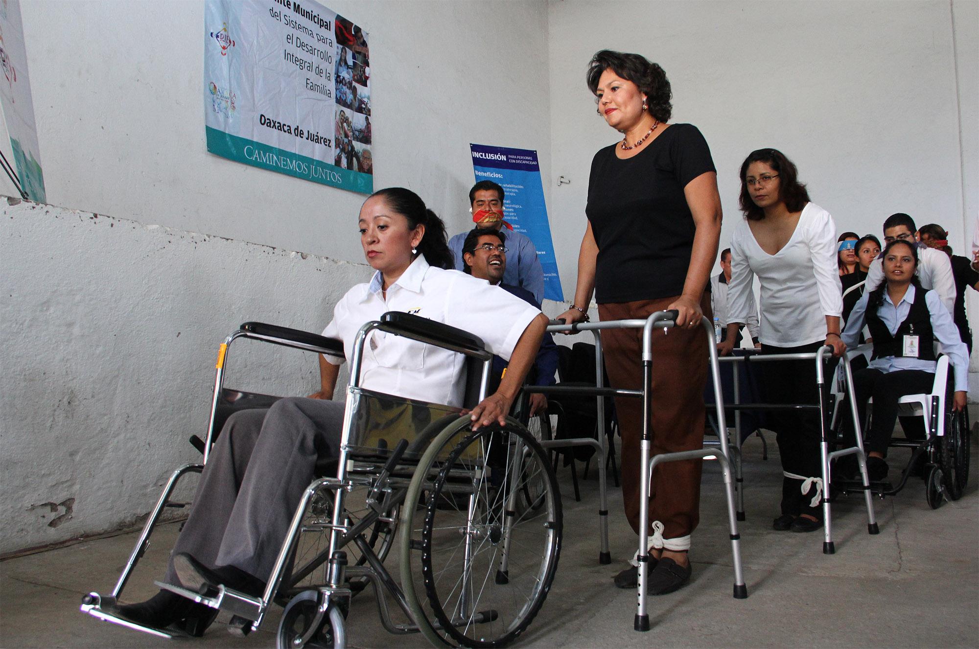 Necesarias acciones sencillas pero extraordinarias a favor de las personas con discapacidad ante la pandemia de COVID-19